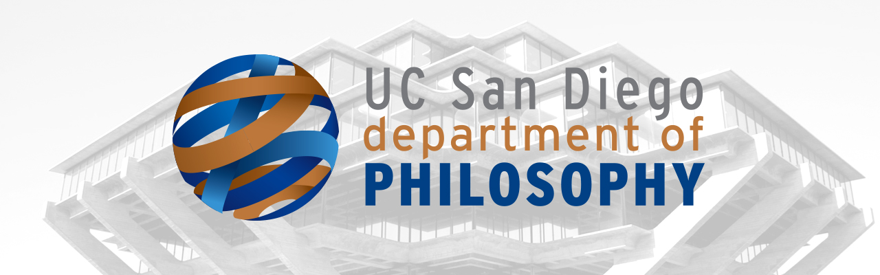 Department of Philosophy Logo