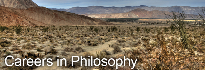 Careers in Philosophy