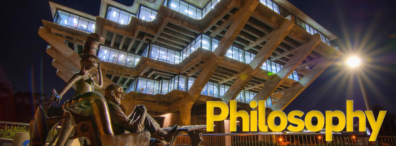 UC San Diego Department of Philosophy